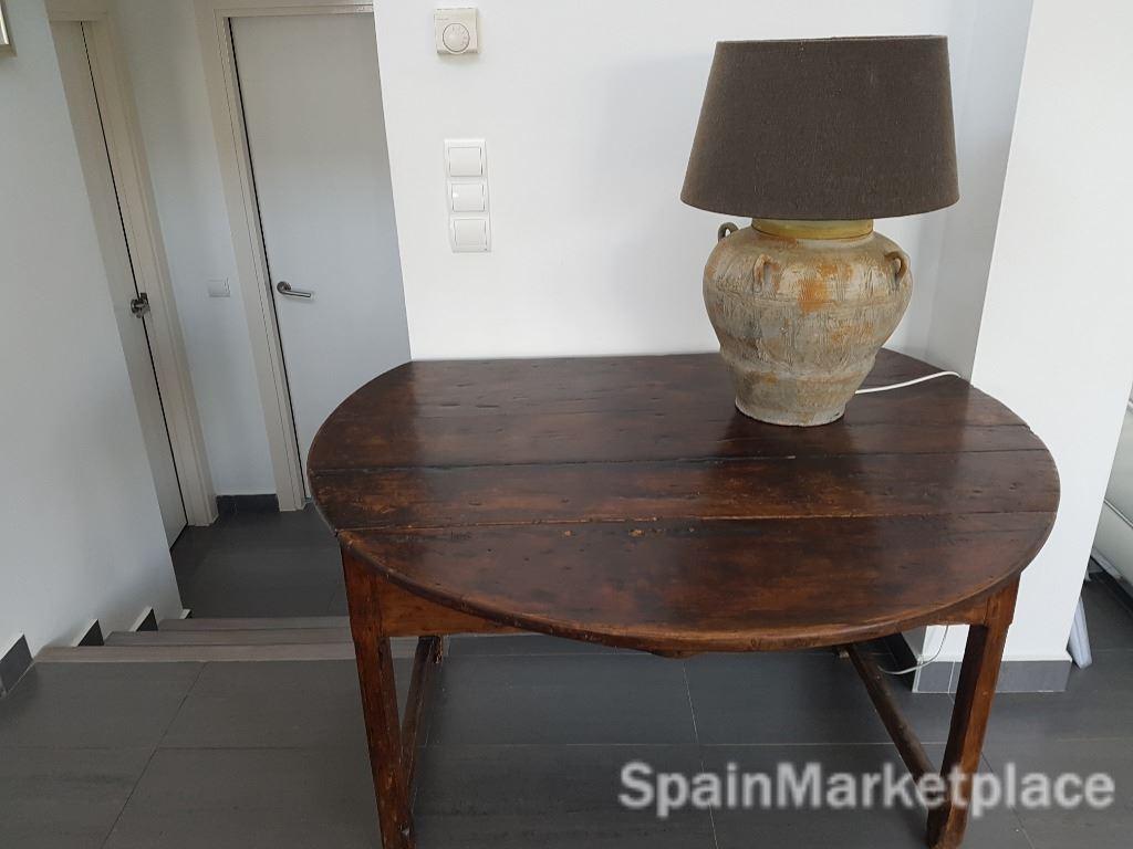 Antieke Spaanse Tafel : Antieke spaanse tafel