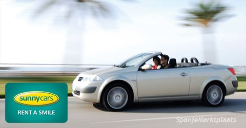 All-inclusive auto huren Spanje - Sunny Cars
